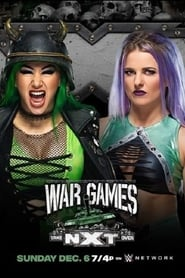 NXT TakeOver: WarGames (2020)