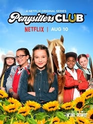 Poster Ponysitters Club 2018