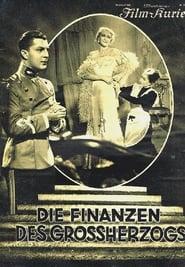 Die Finanzen des Großherzogs