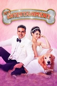Entertainment (2014) Hindi