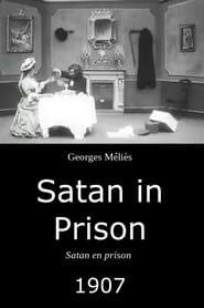 Poster Satan in Prison 1907