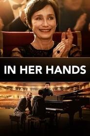 Poster In Her Hands