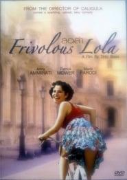 Poster Frivolous Lola 1998