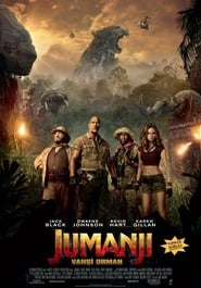 Jumanji Vahşi Orman – Jumanji: Welcome to the Jungle – Jumanji 2