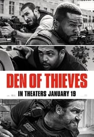 Den of Thieves Movie Free Download HDRip