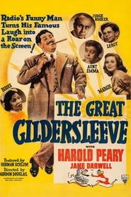 The Great Gildersleeve poster (1782x2673)