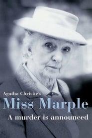 Miss Marple: Se anuncia un asesinato
