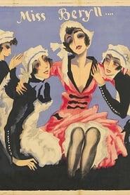 Miss Beryll... die Laune eines Millionärs 1921