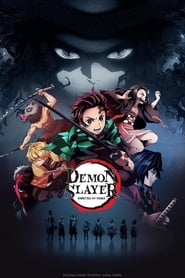 Poster Demon Slayer: Kimetsu no Yaiba - Season 1 2019