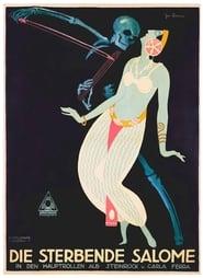 Die sterbende Salome 1919