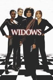 Poster Widows 2002