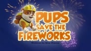 Pups Save the Fireworks
