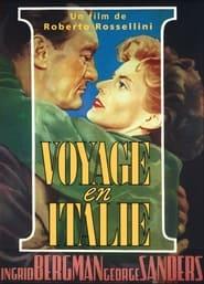 Voyage en Italie 1954