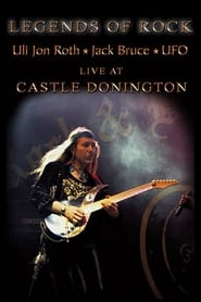 Uli Jon Roth : Legends of Rock - Live At Castle Donington 2001 2006