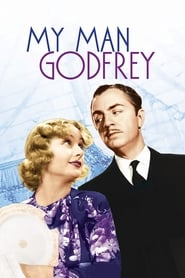 Poster My Man Godfrey 1936