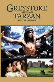 Poster Greystoke: The Legend of Tarzan, Lord of the Apes 1984