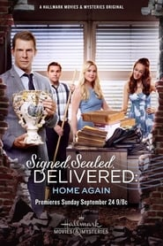 Signed, Sealed, Delivered: Home Again (2017) Watch Online Free