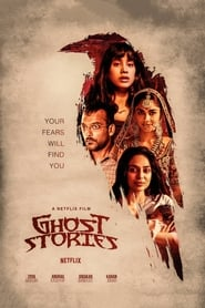 Poster Ghost Stories 2019
