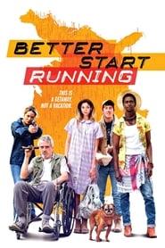 Poster Better Start Running