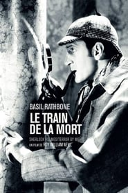 Sherlock Holmes et le train de la mort movie