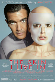 Poster The Skin I Live In 2011
