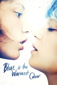 Poster Blue Is the Warmest Color 2013