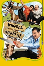 Khosla Ka Ghosla! 2006 Hindi Movie BluRay 300mb 480p 1GB 720p 4GB 10GB 13GB 1080p