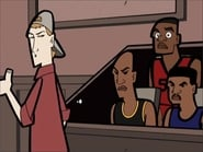 Clerks: The Animated Series Season 1 Episode 3 : Leonardo Is Caught in the Grip of an Outbreak of Randal's Imagination...