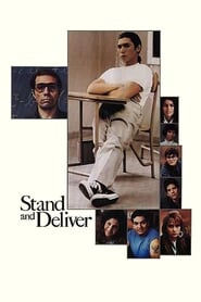 Poster Stand and Deliver 1988
