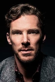 Portrait of Benedict Cumberbatch