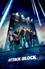 Poster Attack the Block 2011