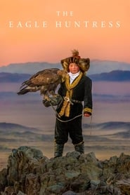 Poster for the movie, 'The Eagle Huntress'