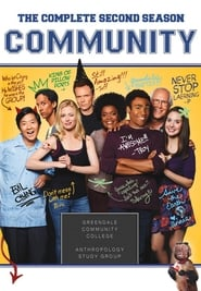 Community Season 2 Episode 8