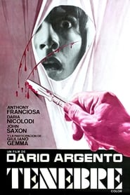 Poster Tenebre 1982