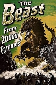 Poster The Beast from 20,000 Fathoms 1953