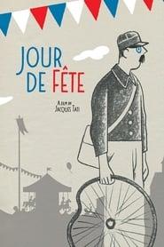 Poster Jour de Fête 1949