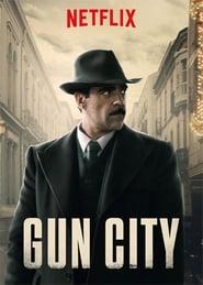 Gun City (La sombra de la ley) poster