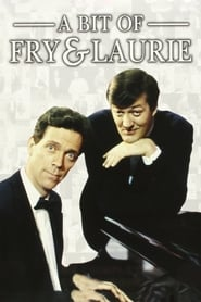 Poster A Bit of Fry and Laurie 1995