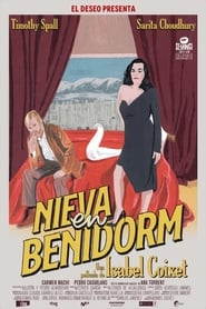 It Snows in Benidorm (2020) poster