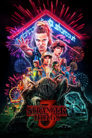 Stranger Things (Temporada 3) HD 1080P LATINO/INGLES