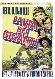 La via dei giganti (1939) HD
