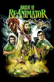 Poster for Bride of Re-Animator