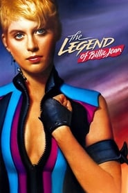 Poster for The Legend of Billie Jean