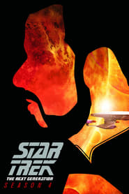 Star Trek: The Next Generation - Season 4 poster