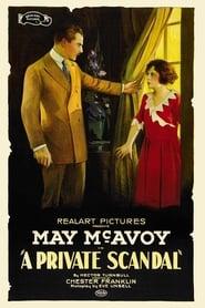 A Private Scandal 1921