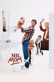 Poster Mr. Mom 1983