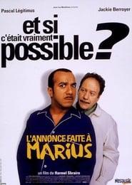 L'annonce faite à Marius
