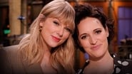 Phoebe Waller-Bridge and Taylor Swift