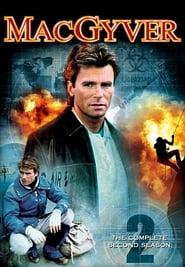 MacGyver - Season 2 poster