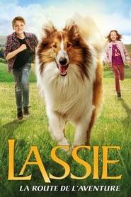 Poster Lassie : La route de l'aventure 2020